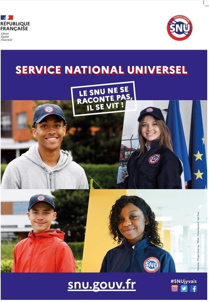 Déploiement du Service National Universel (SNU) 0